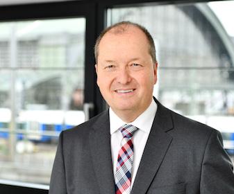 Portrait von  Dirk Ballerstein