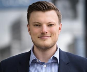Portrait von  Nils Lehmann